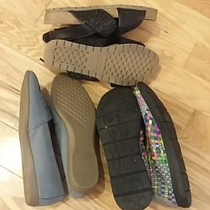 AEROSOLES Shoes - Hour Sale 🎉3 Pair Sandle Bundle!